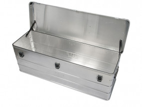 Aluminium Box D-Series 163L
