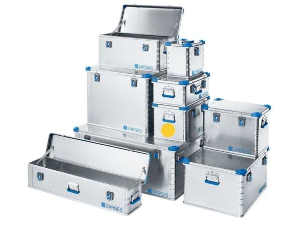 Aluminium Eurobox 060l