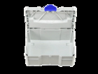 Boxen-Systainer Mini T-Loc III mit Tiefziehteil 6-fach
