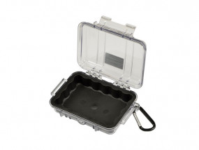 Peli Micro Case 1020 transparent