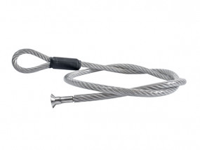 Stay rope stainless steel for Zarges-Box