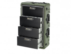 Hardigg Drawer Medical Case I