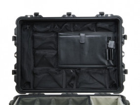 Photo lid organizer for Peli 1660