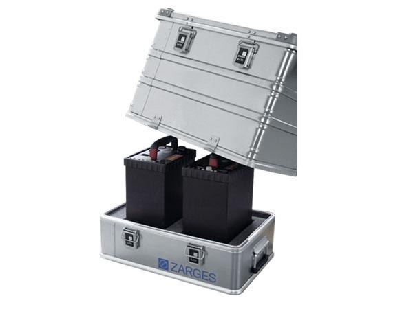 Zarges Aluminium-Universalkiste K470 Plus Unterteil 62 l