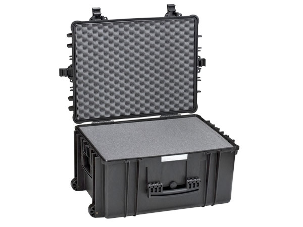 GT Explorer Case 05833.B mit Schaumstoff