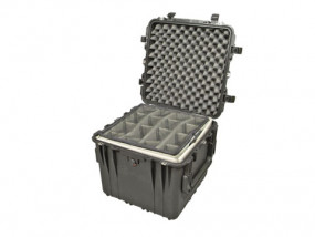Peli Cube Case 0340 with divider set