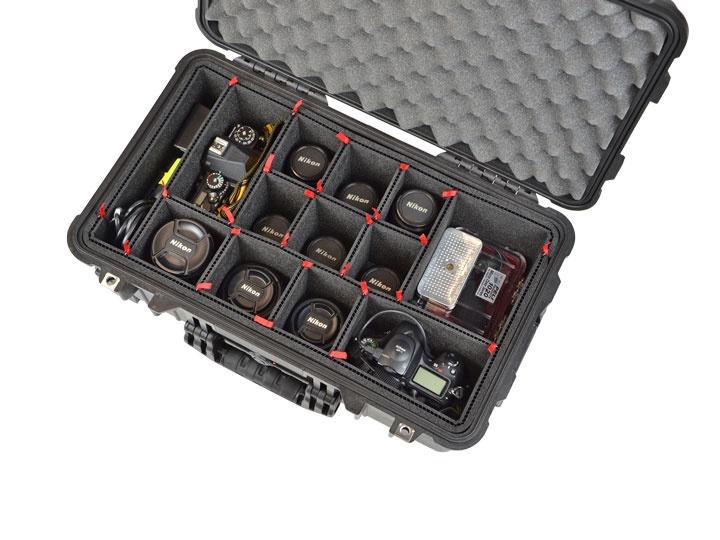 Trekpak für Peli Case 1510