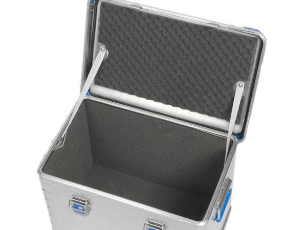 Schaumauskleidung für Aluminiumbox K470 & Eurobox 070l
