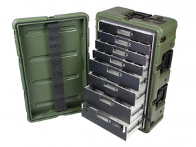Hardigg Drawer Medical Case II