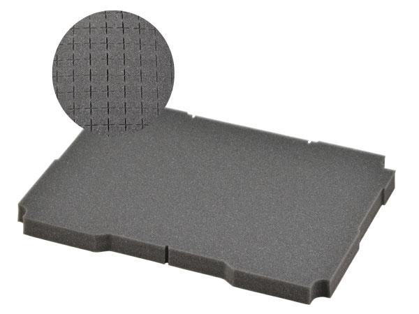 Würfelmittelpolster 25mm weich für Systainer T-Loc I-V