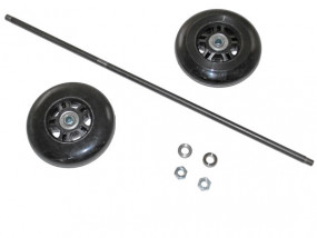Wheels and Axle for GT Turtle