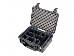 Peli Case 1450 with divider set