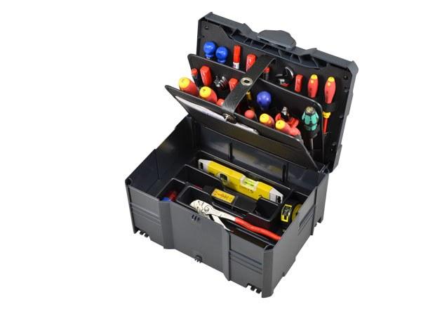 Werkzeug-Systainer T-Loc III 3 Tafeln