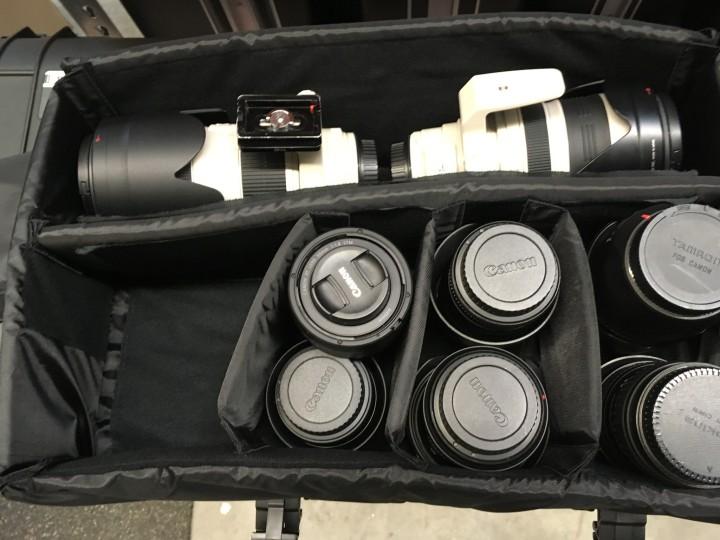 Tutorial - Warum Rasterschaumstoff keine gute Idee für Fotoausrüstungen ist