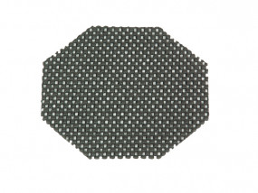 Black-Cat Anti-slip mat BC 150x150mm octagonal