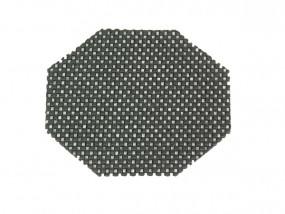 Black-Cat Anti-Rutschmatte BC 150x150mm 8kant