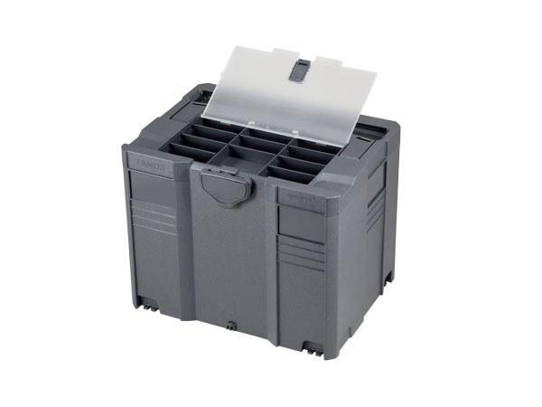 Systainer T-Loc IV mit Deckelsortierfach