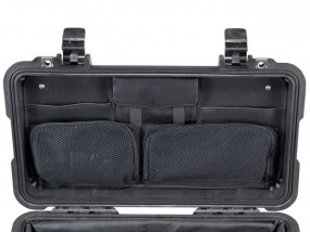 Office lid organizer for Peli 1440