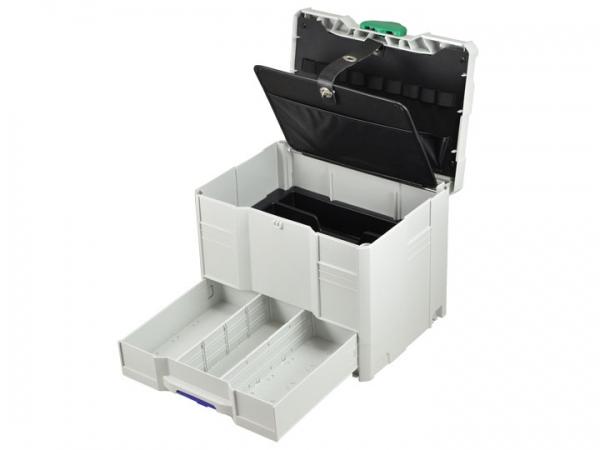 Werkzeug-Systainer SYS-Combi III konfigurierbar