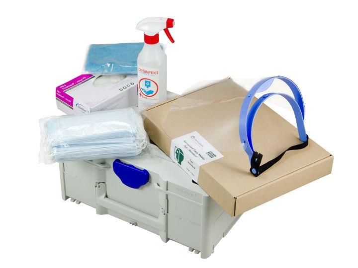 Hygiene-Systainer3 M137+M187 für Privat, Gewerbe, Einzelhandel und öffentliche Träger