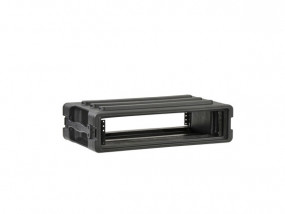 "SKB Roto Shallow Rack Case 19"" 2HE"