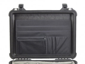 Attaché case insert for Peli 1500, 1520