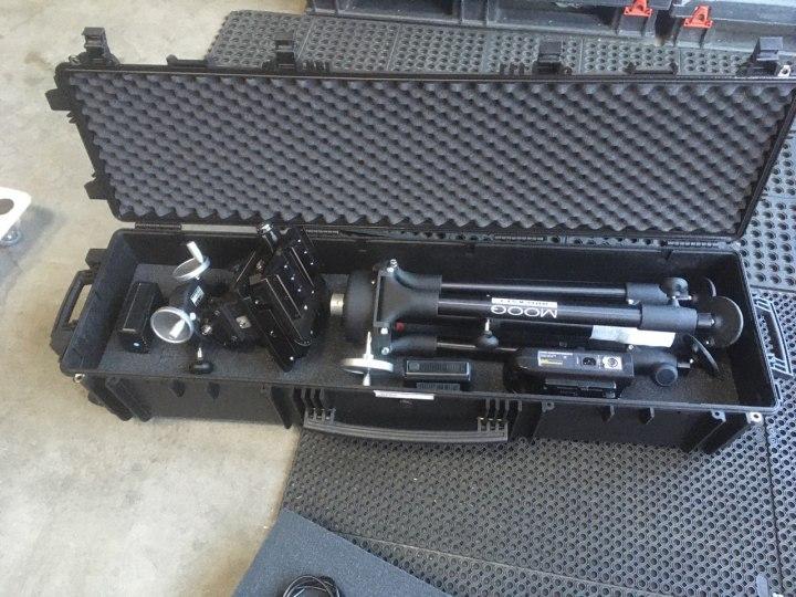 Elektronikausrüster sucht Kamera- und Stativkoffer - Explorer Case 13527.B - Peli Storm Case iM2075