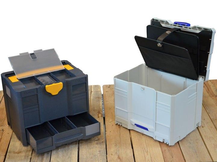 Tanos T-Loc Werkzeug-Systainer mit Deckelfach - nur bei uns!
