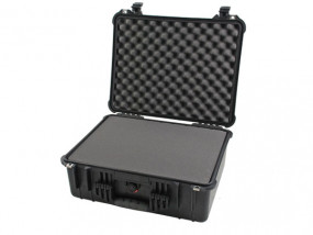 Peli Case 1550 with foam