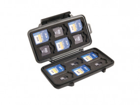 Peli Micro Case 0915 SD Memory Card Case
