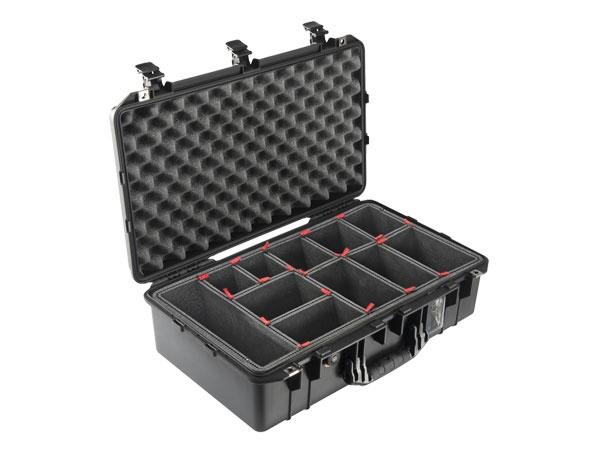 Peli Air Case 1555 Trekpak negro