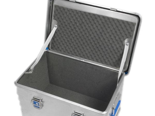 Schaumauskleidung für Aluminiumbox K470 & Eurobox 060l