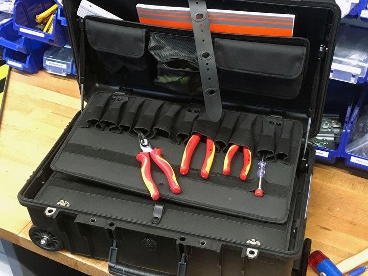 GT Werkzeug-Schutzkoffer Trolley 52-21 PTS