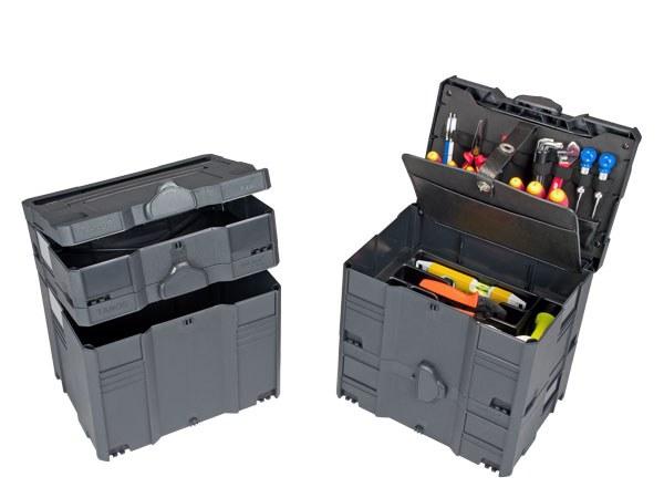 Systainer T-Loc I, II, Werkzeug-Systainer III, IV