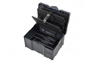 Tool-Systainer T-Loc III with 3 tool-lid-trays