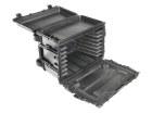 Peli Case 0450 Werkzeugkoffer ohne Schubladen