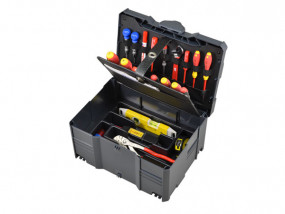 Tool-Systainer T-Loc III with 2 tool-lid-trays