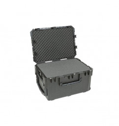 SKB 3021-18 iSeries Case cubed foam