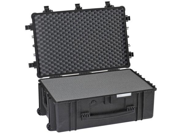 GT Explorer Case 07630.B con schiuma