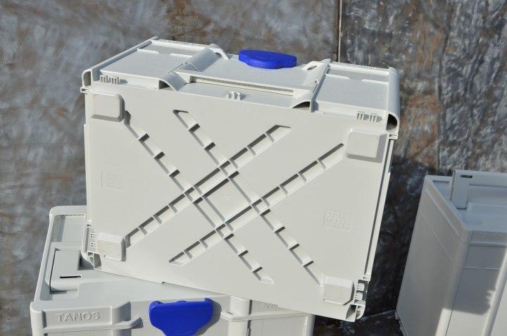 Neue Systainer3  Serie - verbessertes Transportsystem und Mobilitätssystem für Bott Fahrzeugeinrichtungen