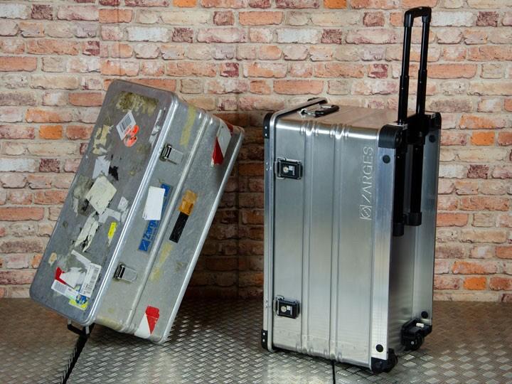 Mach Dich mobil - Aluminiumbox-Umtausch-Aktion