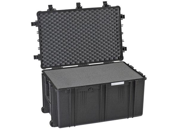 GT Explorer Case 07641.B con schiuma