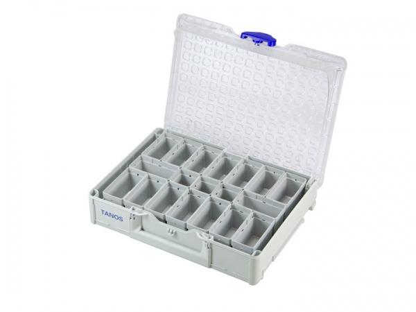 Systainer3 Organizer M89 mit 19 Einsatz-Boxen