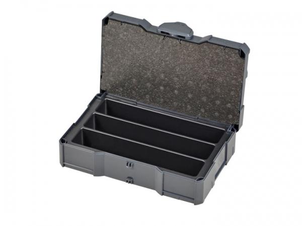 Mini-Systainer T-Loc I 3-fach Einteilung