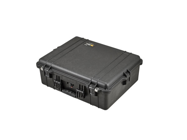Peli Case 1600 with foam
