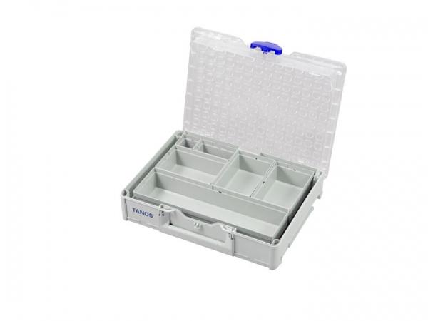Systainer3 Organizer M89 mit 6 Einsatz-Boxen