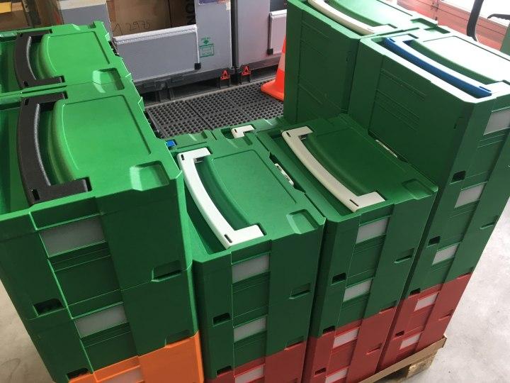 Konfigurierbare Systainer T-Loc - Feuerwehr stattet neu aus