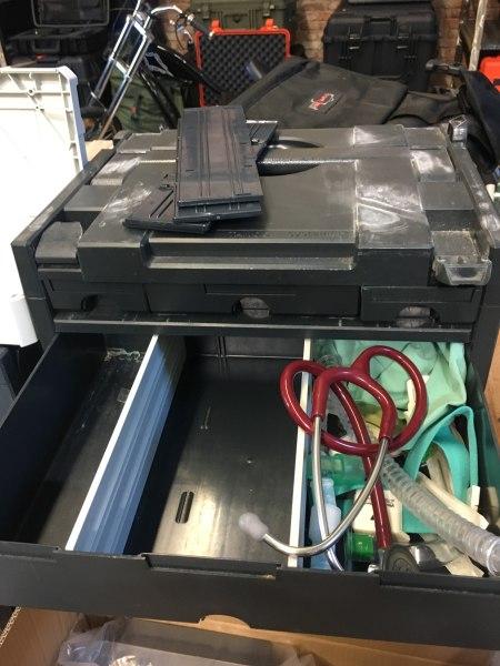 Umtausch-Systainer - Mobile Anästhesie bekommt neue Systainer T-Loc