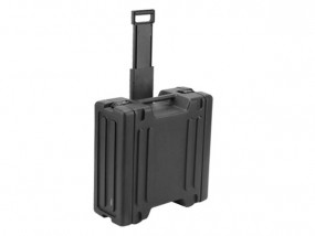 "SKB Rolling Roto Rack Case 19"" 4HE - Trolley"