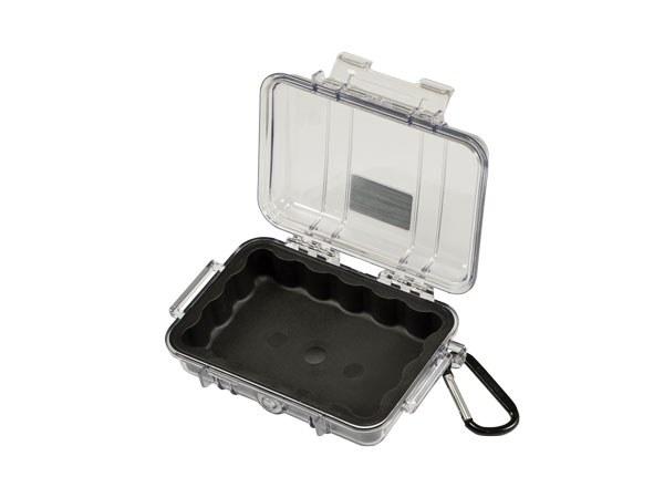 Peli Micro Case 1020 Transparent